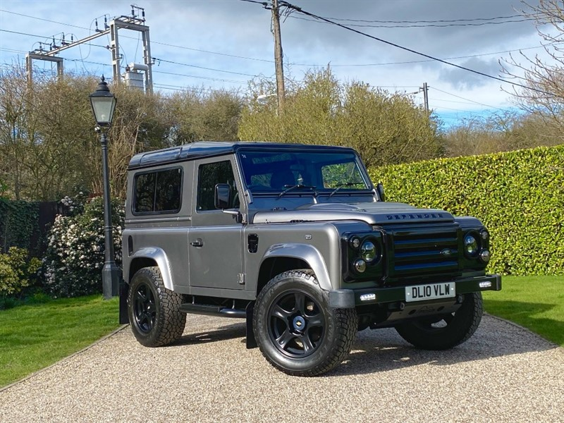 used Land Rover Defender 2.4 TDCI 90 XS STATION WAGON in chelmsford-essex