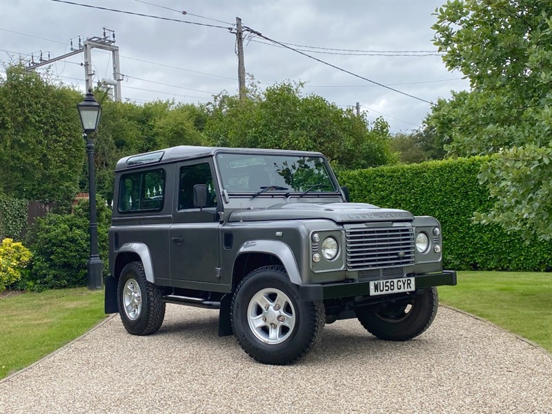used Land Rover Defender 90 2.4 TDCI COUNTY STATION WAGON in chelmsford-essex