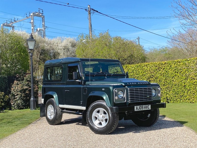 used Land Rover Defender 90 XS STATION WAGON in chelmsford-essex