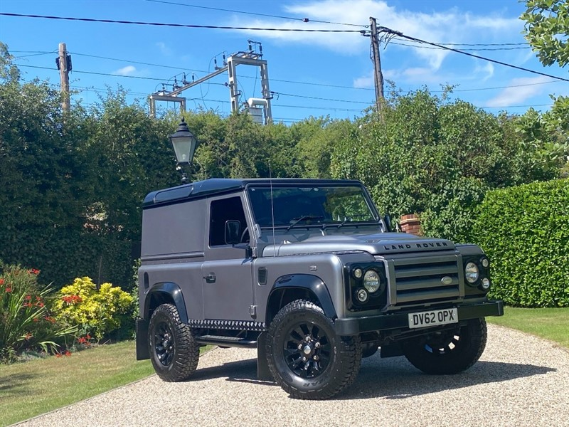 used Land Rover Defender 90 2.2 TDCI X-TECH LE HARD TOP in chelmsford-essex