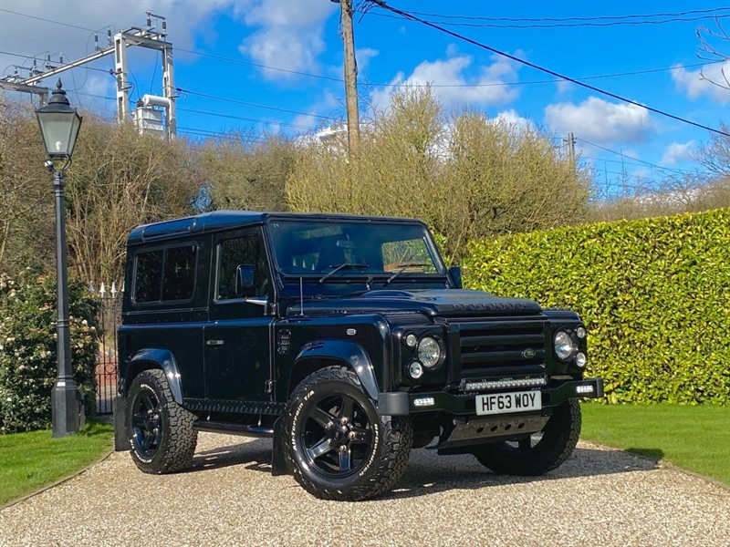 used Land Rover Defender 2.2 TDCI 90 XS STATION WAGON in chelmsford-essex