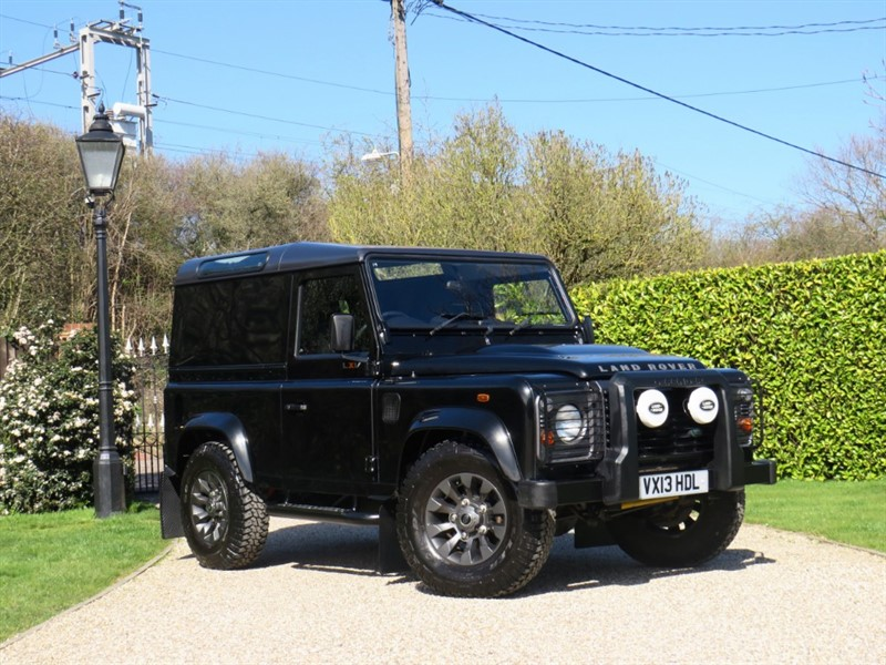 used Land Rover Defender 90 2.2 TDCI LXV LTD EDITION 65TH ANNIVERSARY in chelmsford-essex