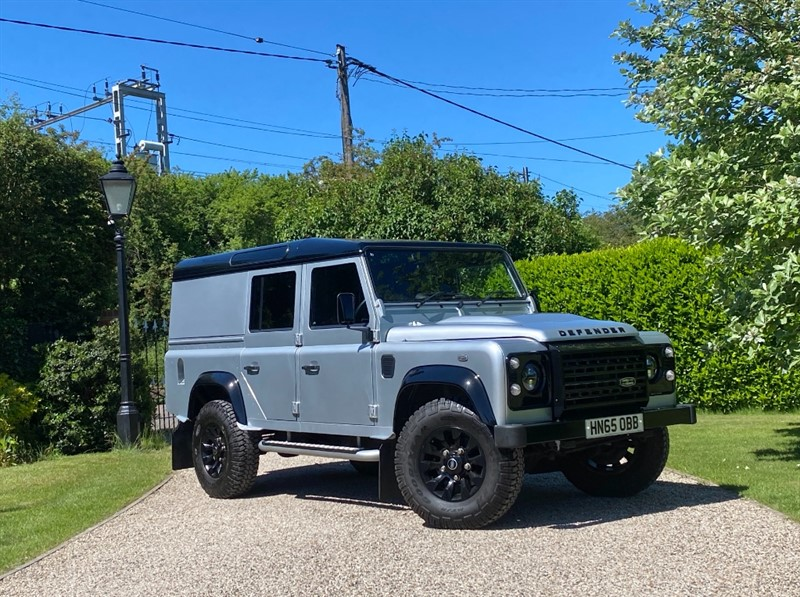 used Land Rover Defender 110 2.2 TDCI XS UTILITY WAGON in chelmsford-essex