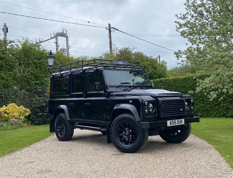 used Land Rover Defender 110 2.2 TDCI XS STATION WAGON in chelmsford-essex