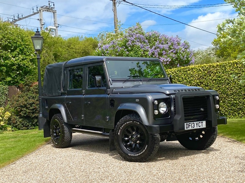 used Land Rover Defender 110 2.2 TDCI XS DOUBLE CAB in chelmsford-essex