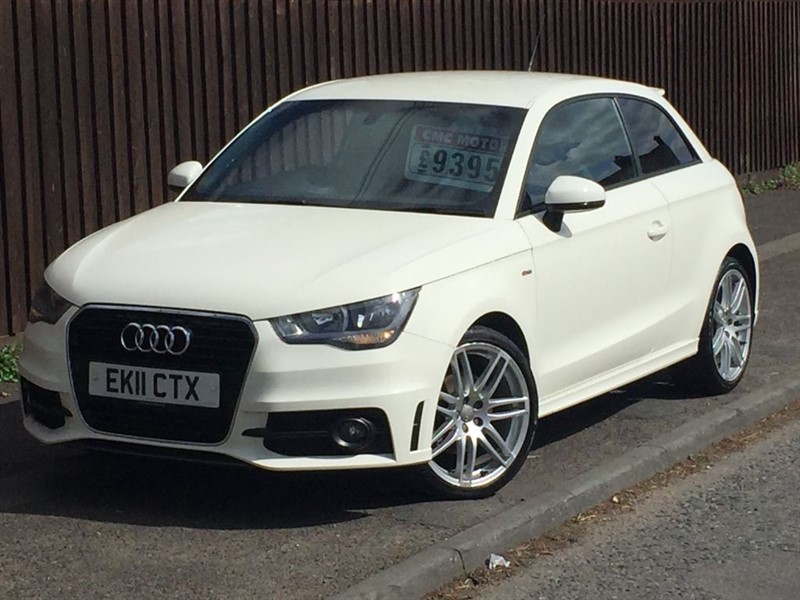 used Audi A1 TDI S LINE in grays-essex