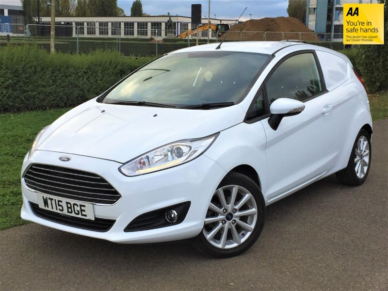 used Ford Fiesta BASE TDCI in grays-essex
