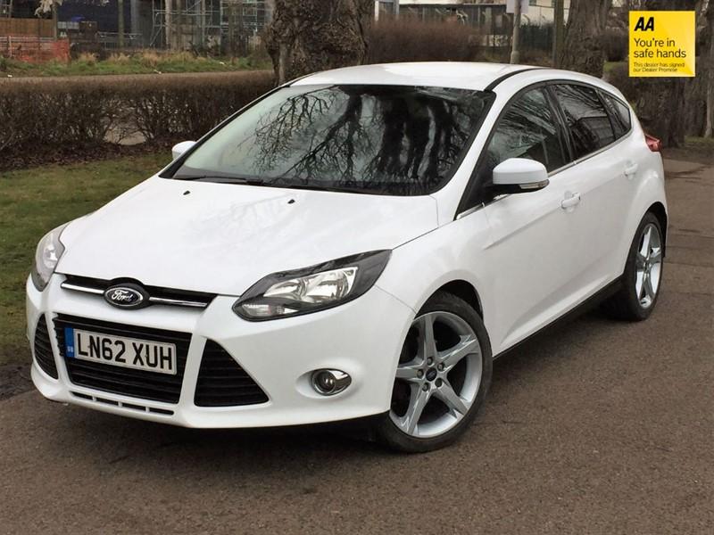 used Ford Focus TITANIUM in grays-essex