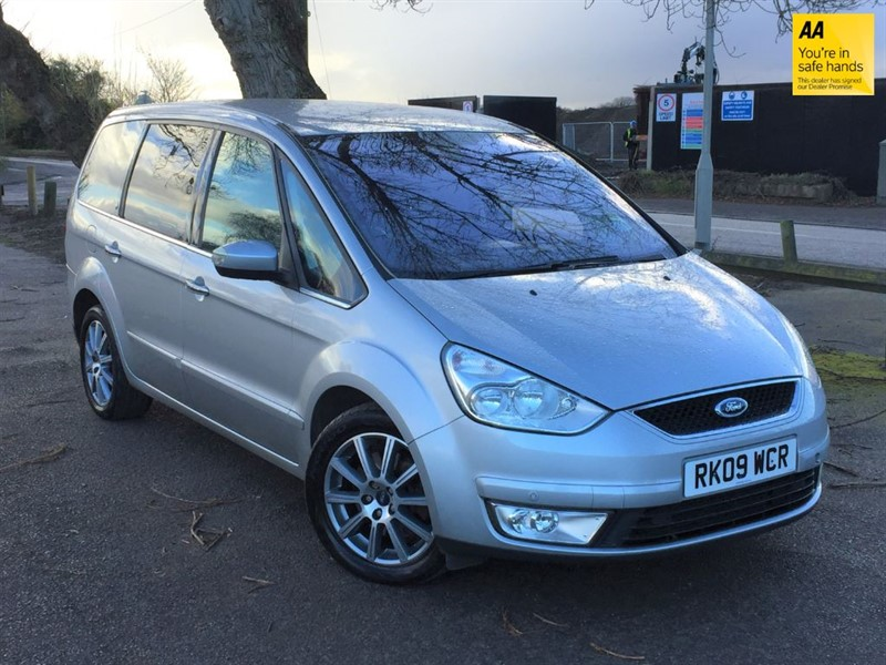 used Ford Galaxy GHIA TDCI in grays-essex
