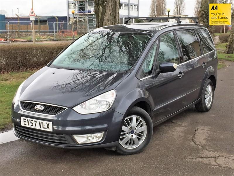 used Ford Galaxy GHIA TDCI in grays-essex