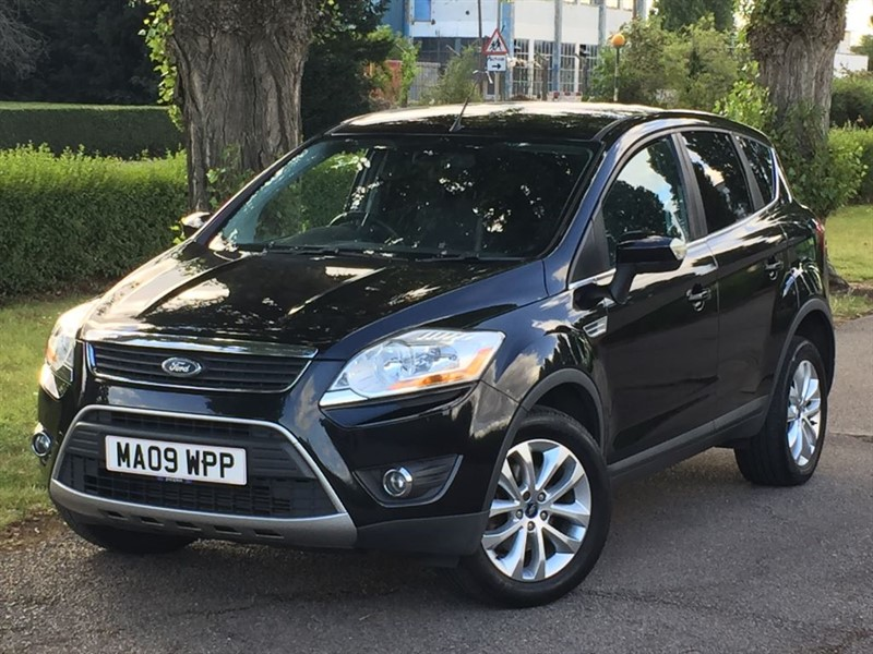 used Ford Kuga TITANIUM TDCI in grays-essex