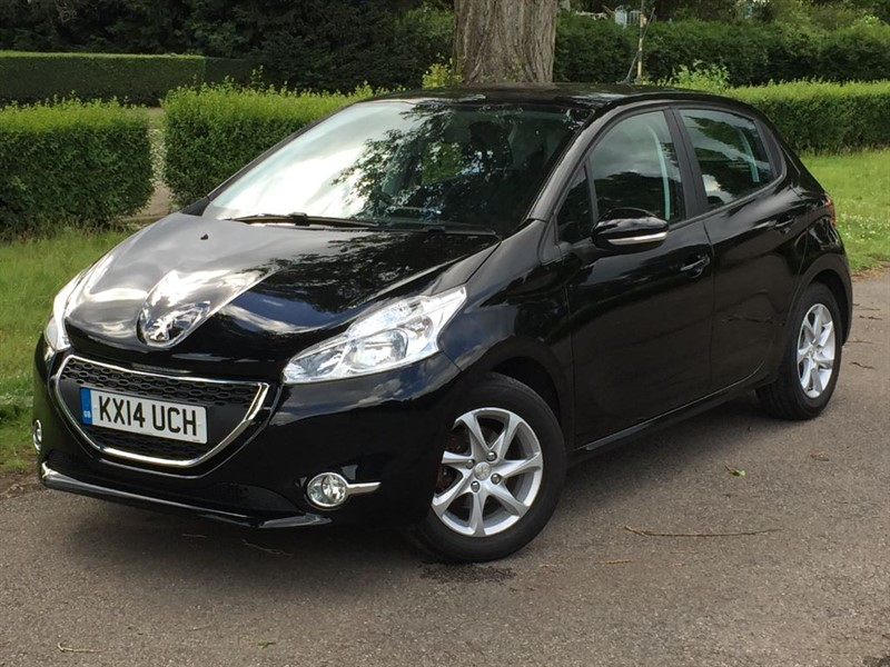 used Peugeot 208 ACTIVE in grays-essex
