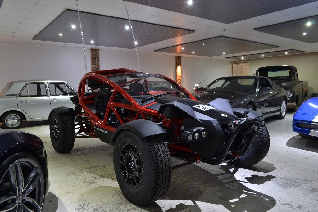 Ariel Nomad Price >> Used Red Ariel for Sale | Worcestershire