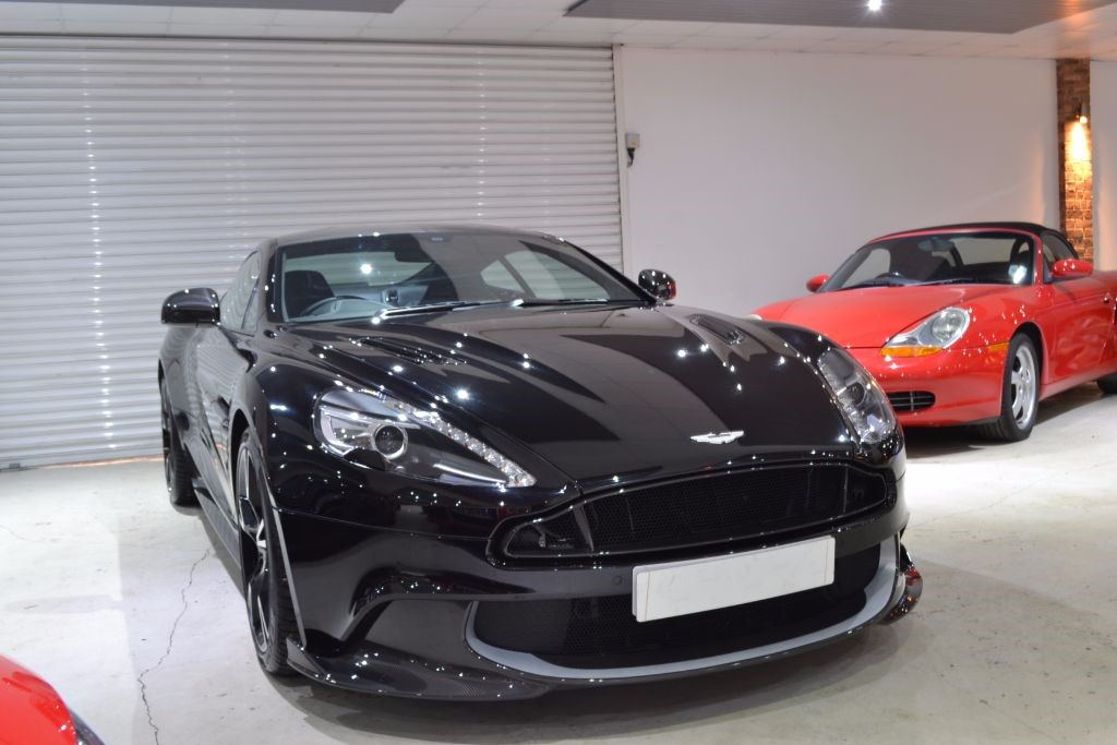 Used Black Aston Martin Vanquish For Sale Worcestershire - Black aston martin vanquish