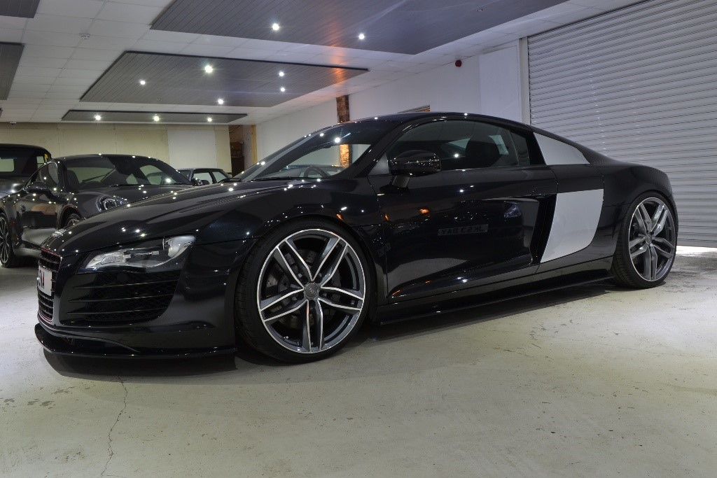 Used Black Audi R For Sale Worcestershire - Audi r8 used
