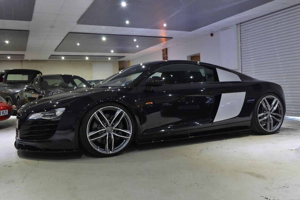 Used Black Audi R For Sale Worcestershire - Audi r8 black