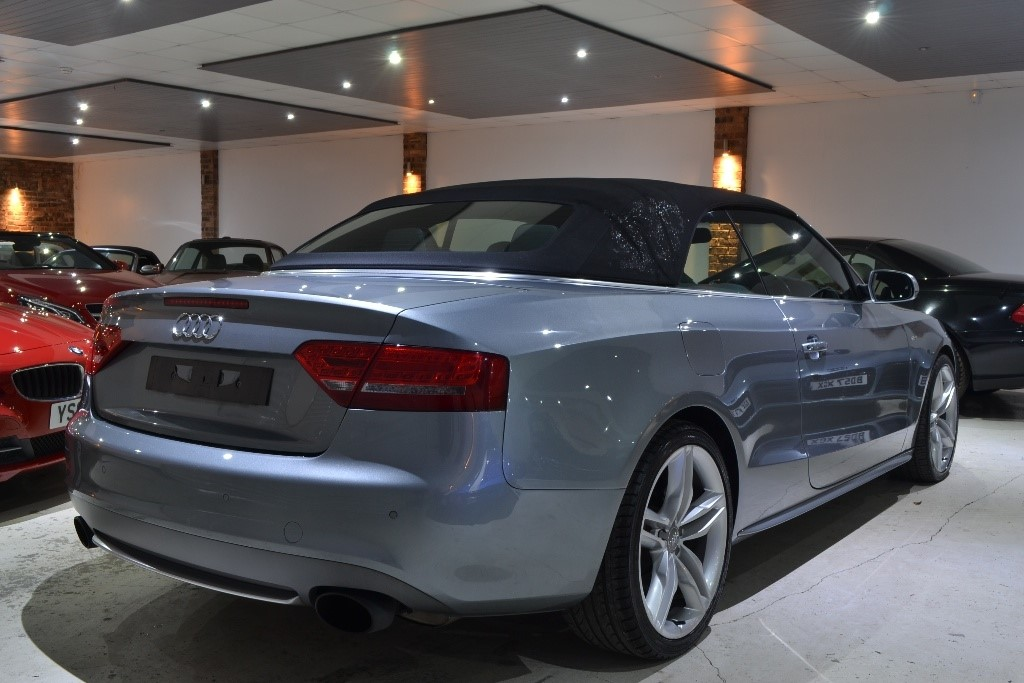 Used Grey Audi S For Sale Worcestershire - S5 audi for sale