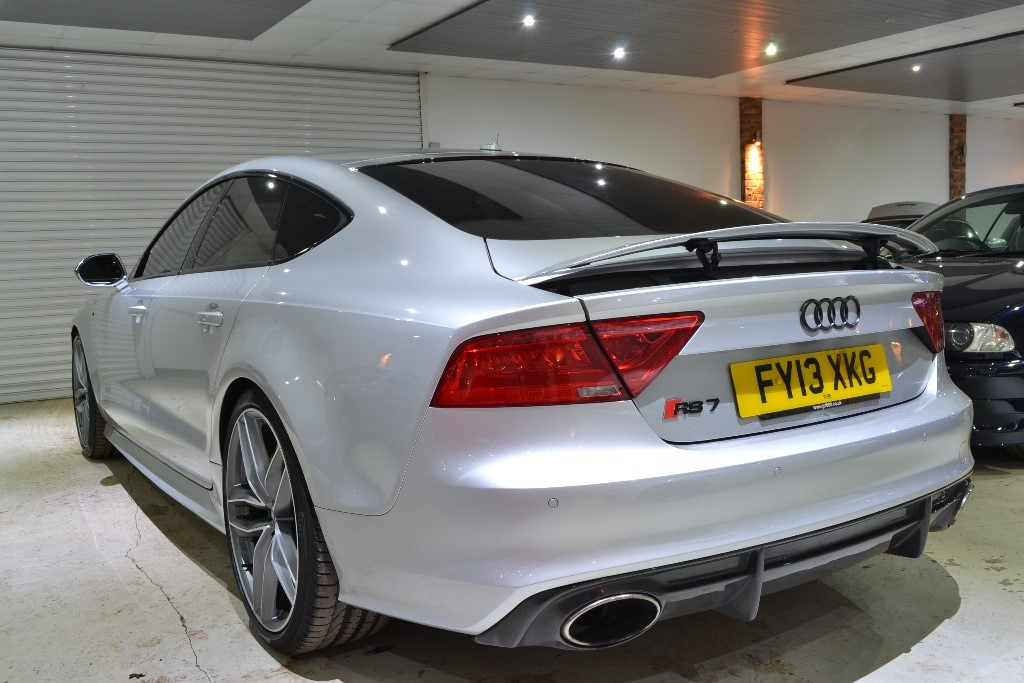 Used Silver Audi S7 for Sale | Worcestershire