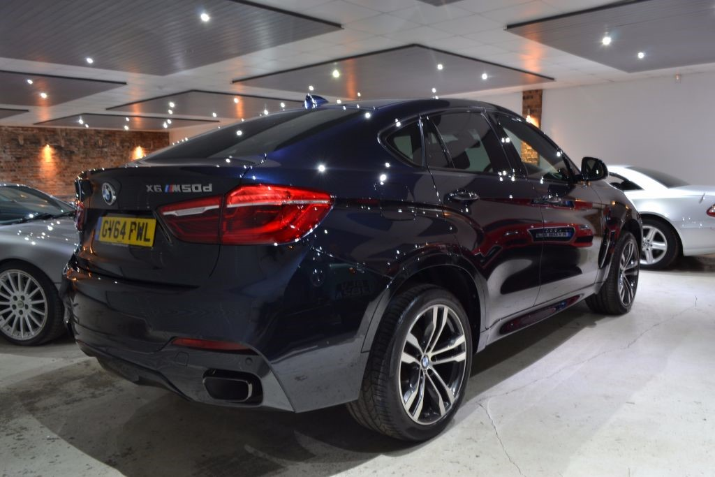 Used Black Bmw X6 For Sale Worcestershire