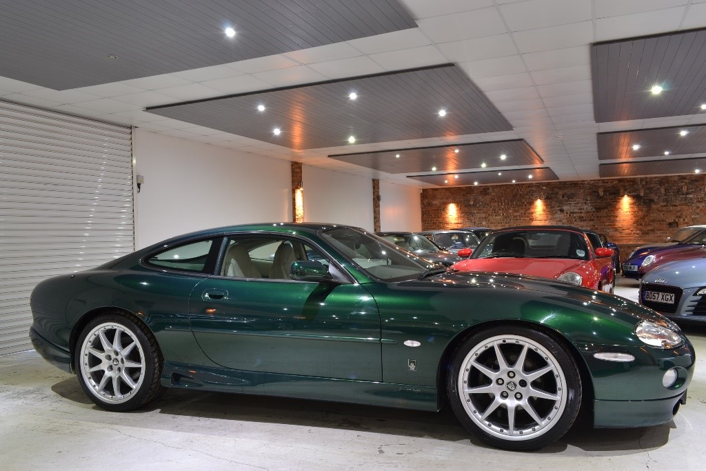 Used green jaguar xk8 for sale worcestershire prev publicscrutiny Gallery