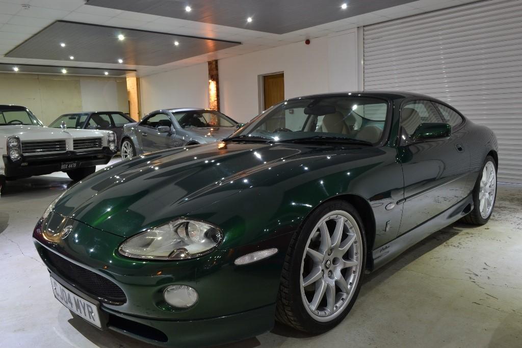 used green jaguar xk8 for sale worcestershire. Black Bedroom Furniture Sets. Home Design Ideas