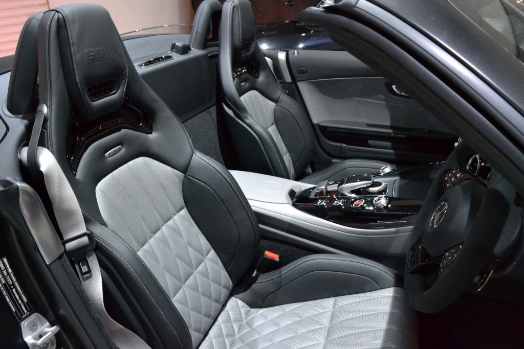 Used Matt Graphite Grey Magno Mercedes Amg Gt For Sale