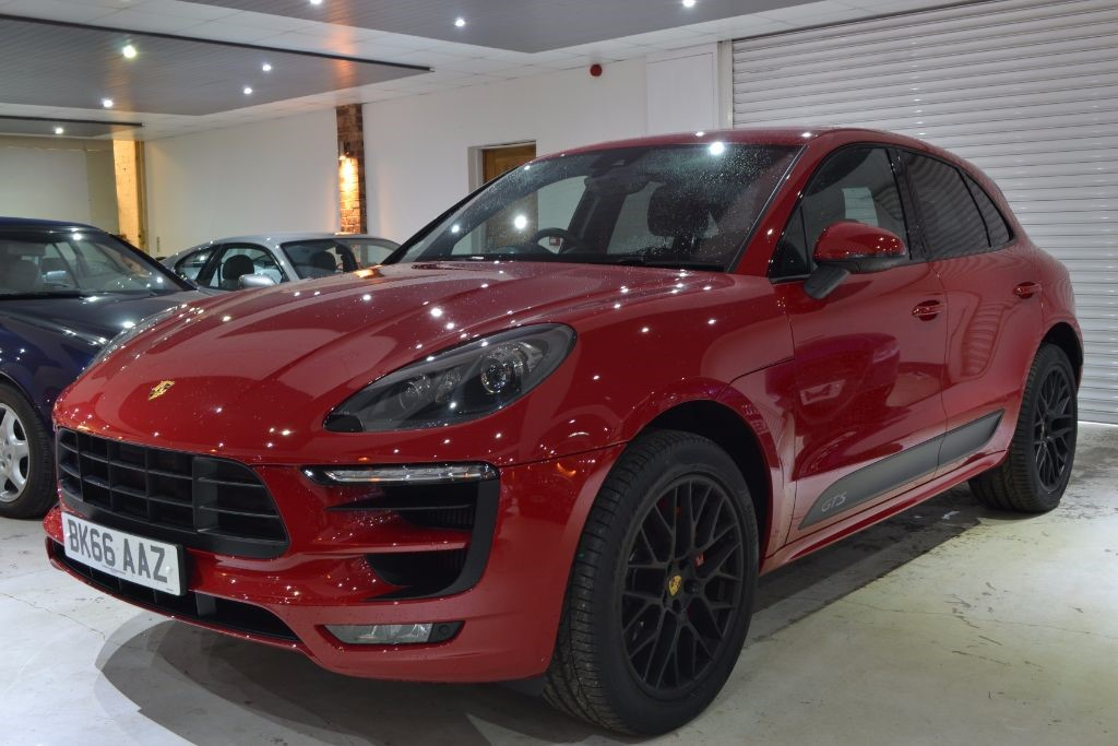 used red porsche macan for sale worcestershire. Black Bedroom Furniture Sets. Home Design Ideas