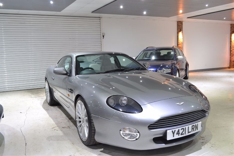 used Aston Martin DB7 VANTAGE in worcestershire