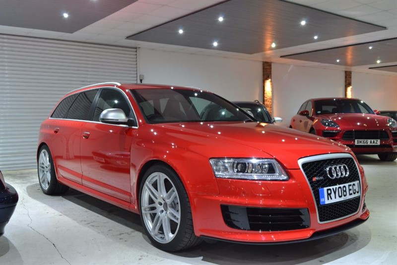 used Audi A6 RS6 AVANT TFSI QUATTRO in worcestershire