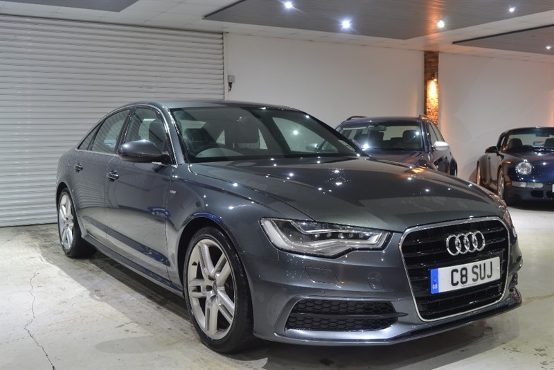 used Audi A6 Saloon TDI S Line 4dr in worcestershire
