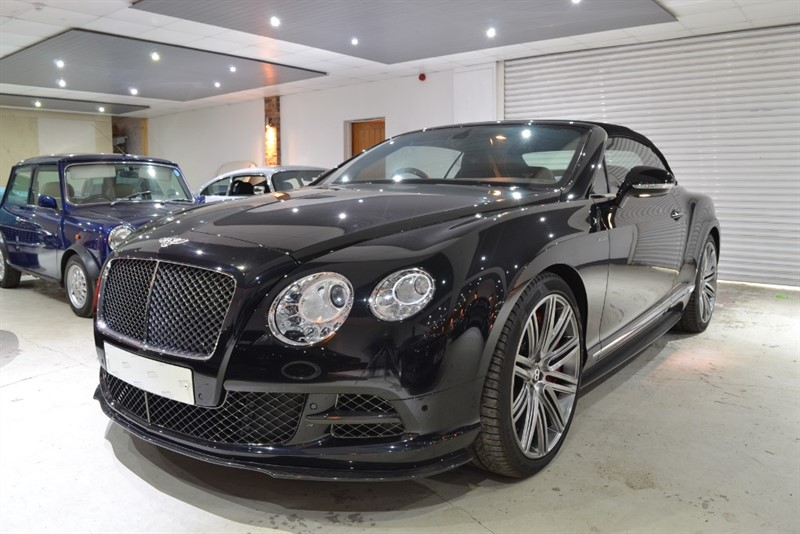 used Bentley Continental GT SPEED in worcestershire