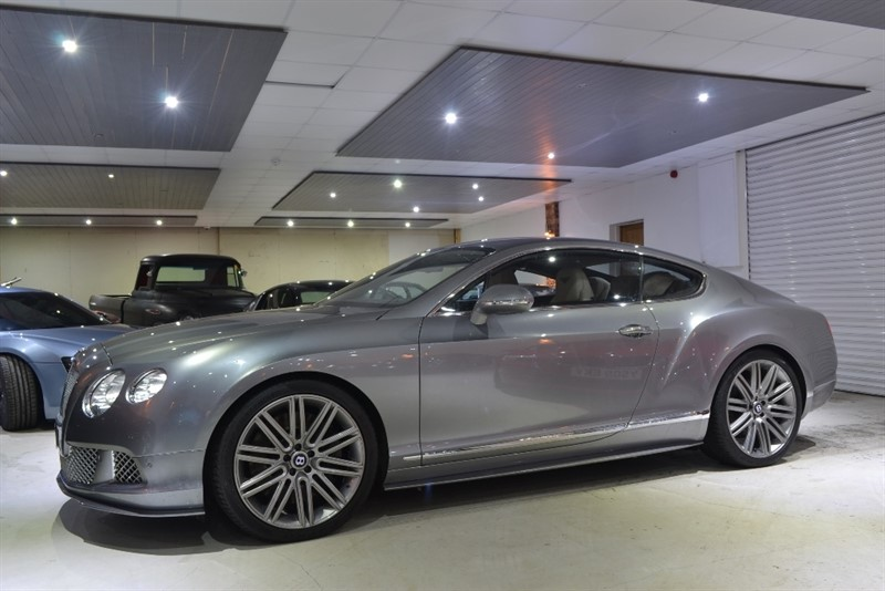 used Bentley Continental 6.0 GT Mulliner 2dr in worcestershire
