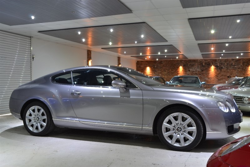 used Bentley Continental GT 2dr in worcestershire