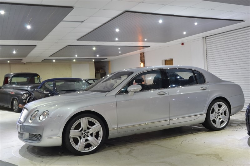 used Bentley Flying Spur 4dr in worcestershire