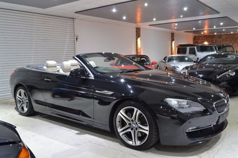 used BMW 640i SE in worcestershire
