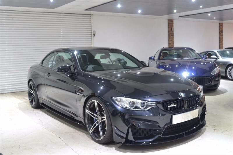 used BMW M4 AC Schnitzer in worcestershire