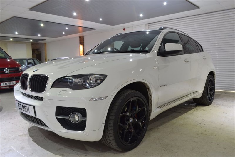 used BMW X6 30d xDrive 5dr in worcestershire