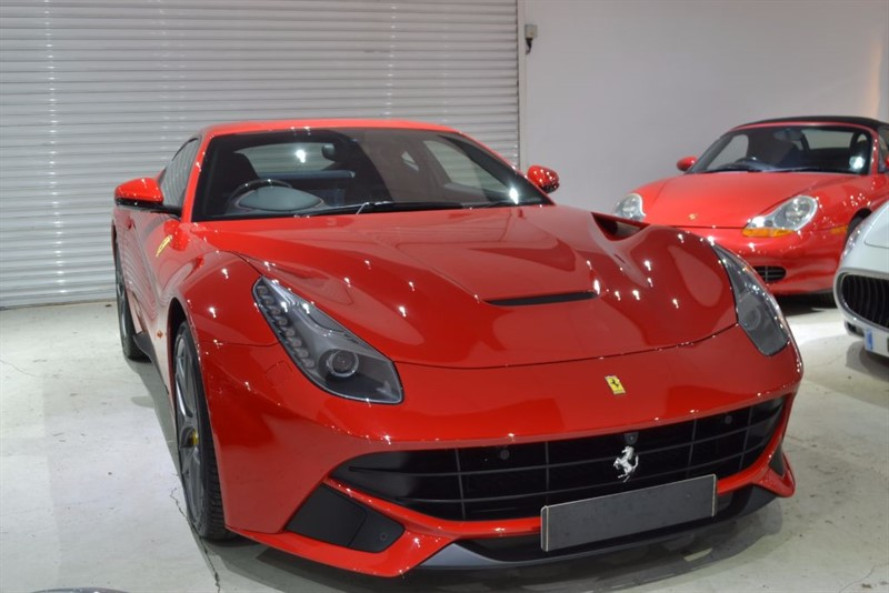 used Ferrari F12berlinetta  in worcestershire