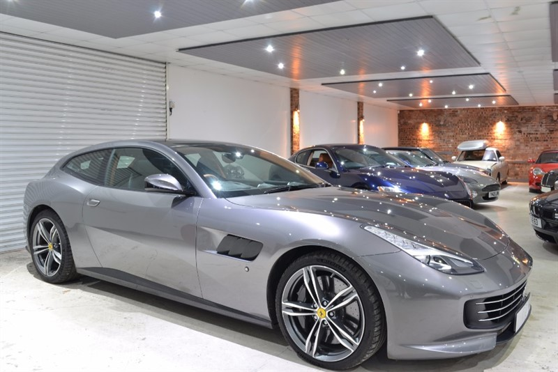 used Ferrari GTC4Lusso V12 in worcestershire