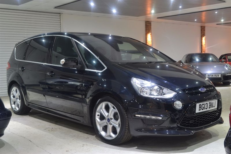 used Ford S-Max 2.2 TDCi Titanium X Sport 5dr in worcestershire