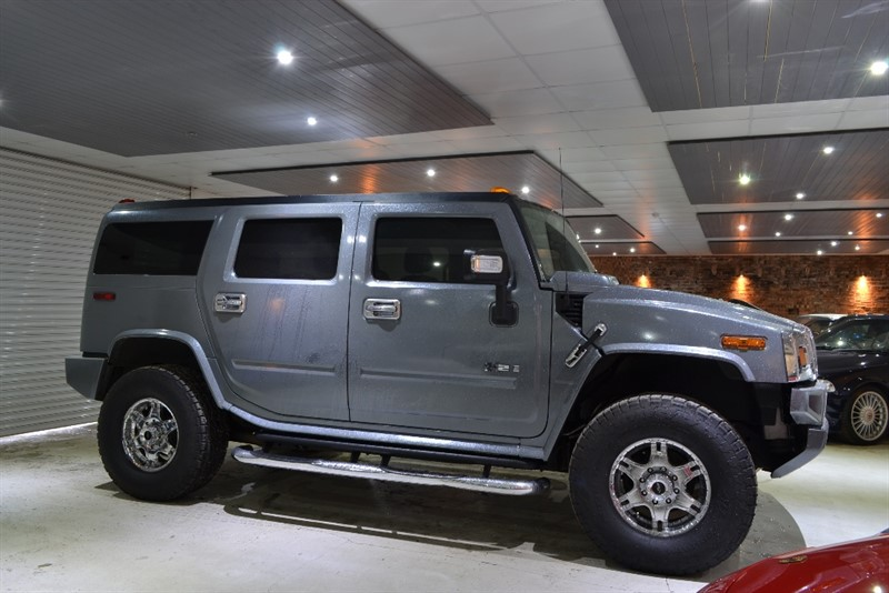 used Hummer H2 V8 Luxury 5dr in worcestershire