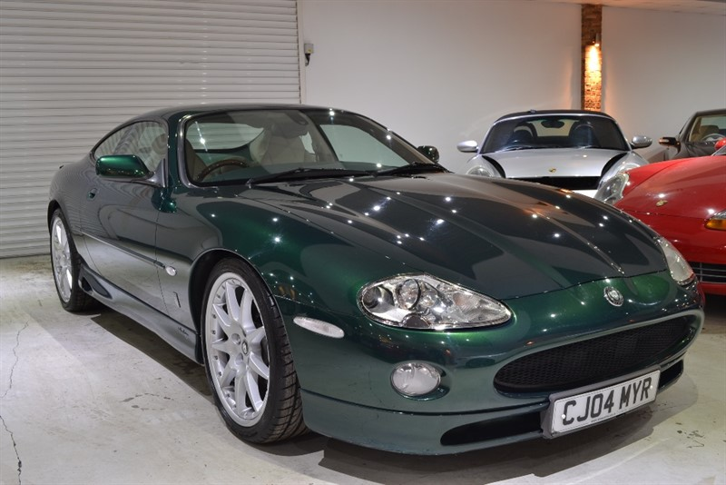 used Jaguar XK8 4.2 S 2dr in worcestershire