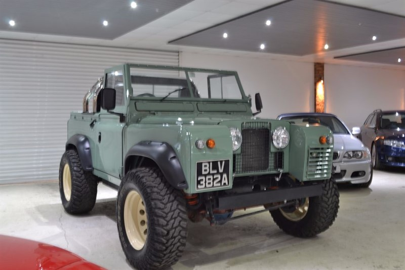 used Land Rover  series 2 body in worcestershire