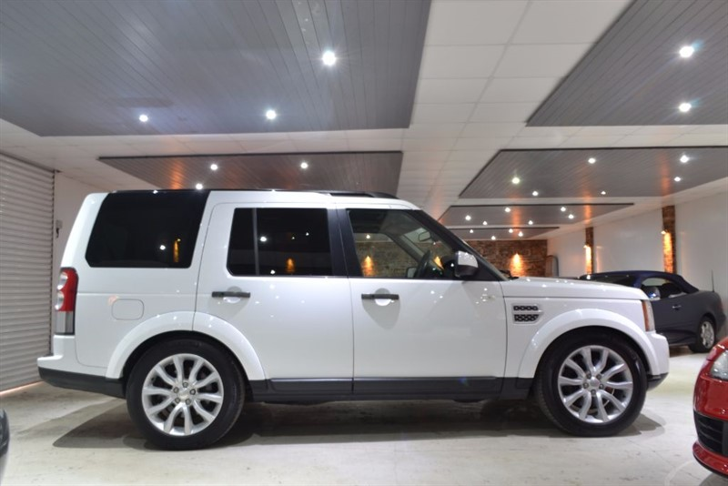 used Land Rover Discovery 4 SDV6 HSE in worcestershire
