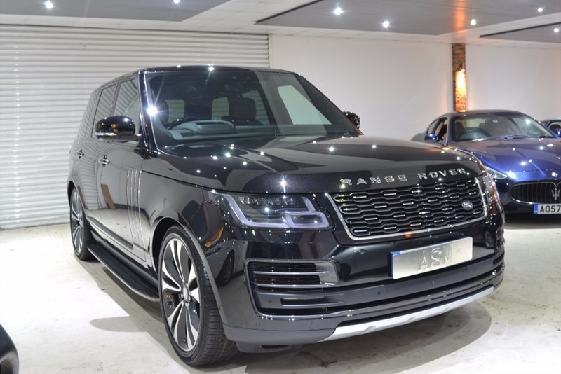 used Land Rover Range Rover V8 SVAUTOBIOGRAPHY 5.0 Supercharged DYNAMIC in worcestershire