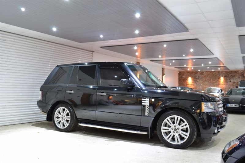 used Land Rover Range Rover TDV8 VOGUE SE in worcestershire