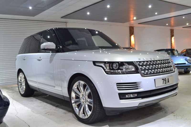 used Land Rover Range Rover TD V6 Autobiography 5dr (start/stop) in worcestershire