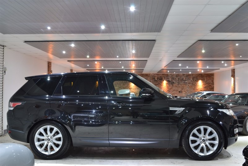 used Land Rover Range Rover Sport TDV6 HSE in worcestershire