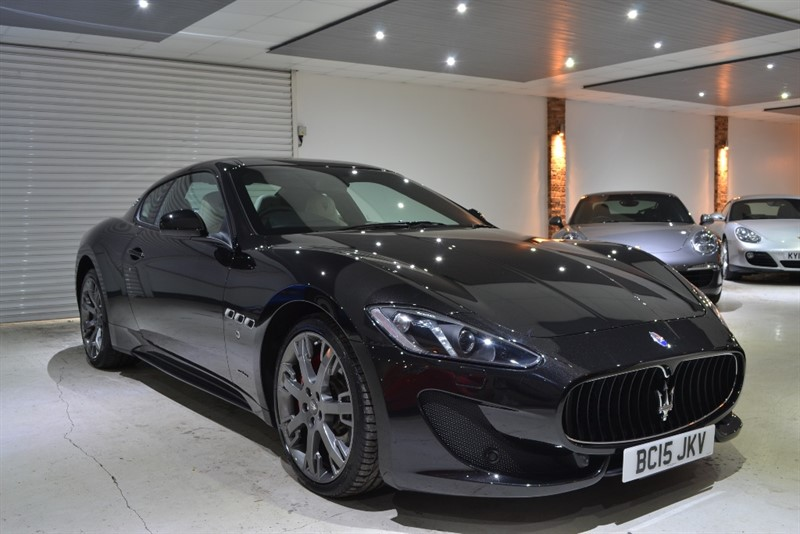 used Maserati Granturismo  in worcestershire