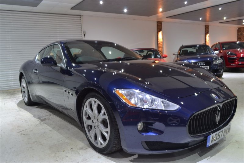 used Maserati Granturismo V8 in worcestershire